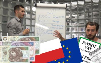 Налоги в Польше 2017 на примере 1000 злотых